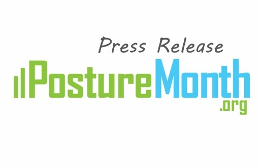 posture month press release