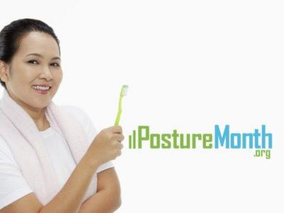 Habit to improve posture