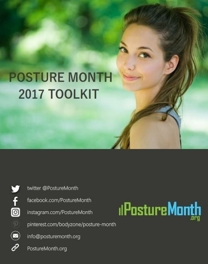 posture awareness month