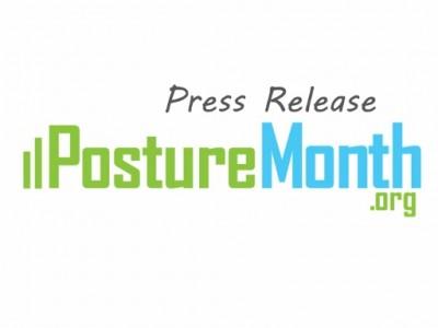 posture month press release