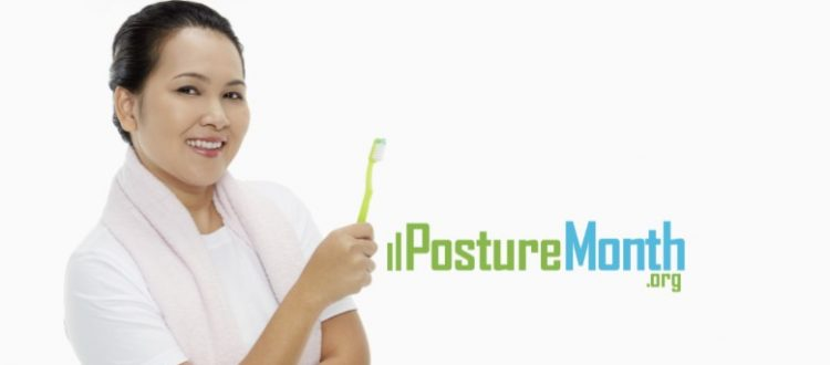Habit to improve posture