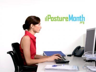 create an ergonomic work space
